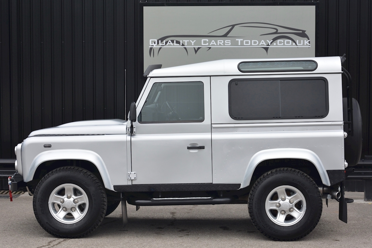Land Rover Defender 90 XS Just 588 miles + Incredible Opportunity - Large 1