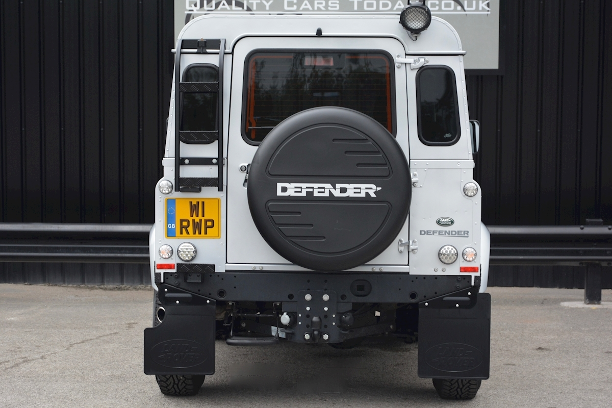 Land Rover Defender 90 XS Just 588 miles + Incredible Opportunity - Large 5