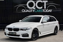Bmw 540i Xdrive M Sport Touring 1 Owner + BMW Warranty + 1,300 Miles + VAT Qualifying - Thumb 8