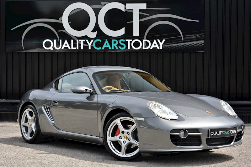 Porsche Cayman 3.4 S Manual 24V S