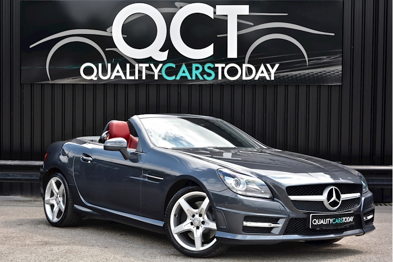 Mercedes-Benz Slk 250 AMG Sport Slk250 Cdi Blueefficiency Amg Sport