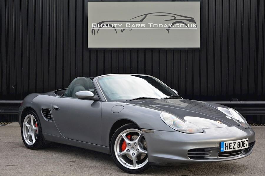 Porsche Boxster 3.2 S Manual *Exceptional Example*