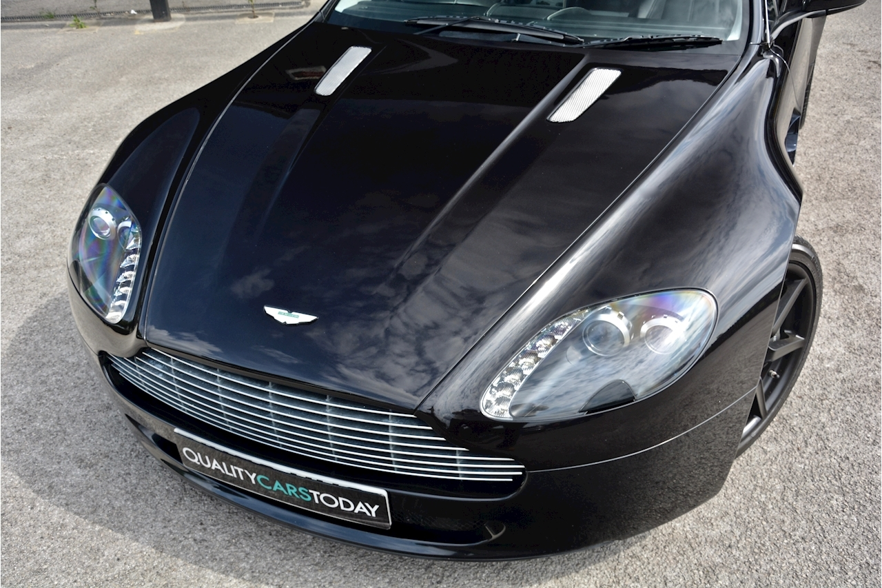 Aston Martin V8 Vantage Manual Full Aston Martin Main Dealer History - Large 10