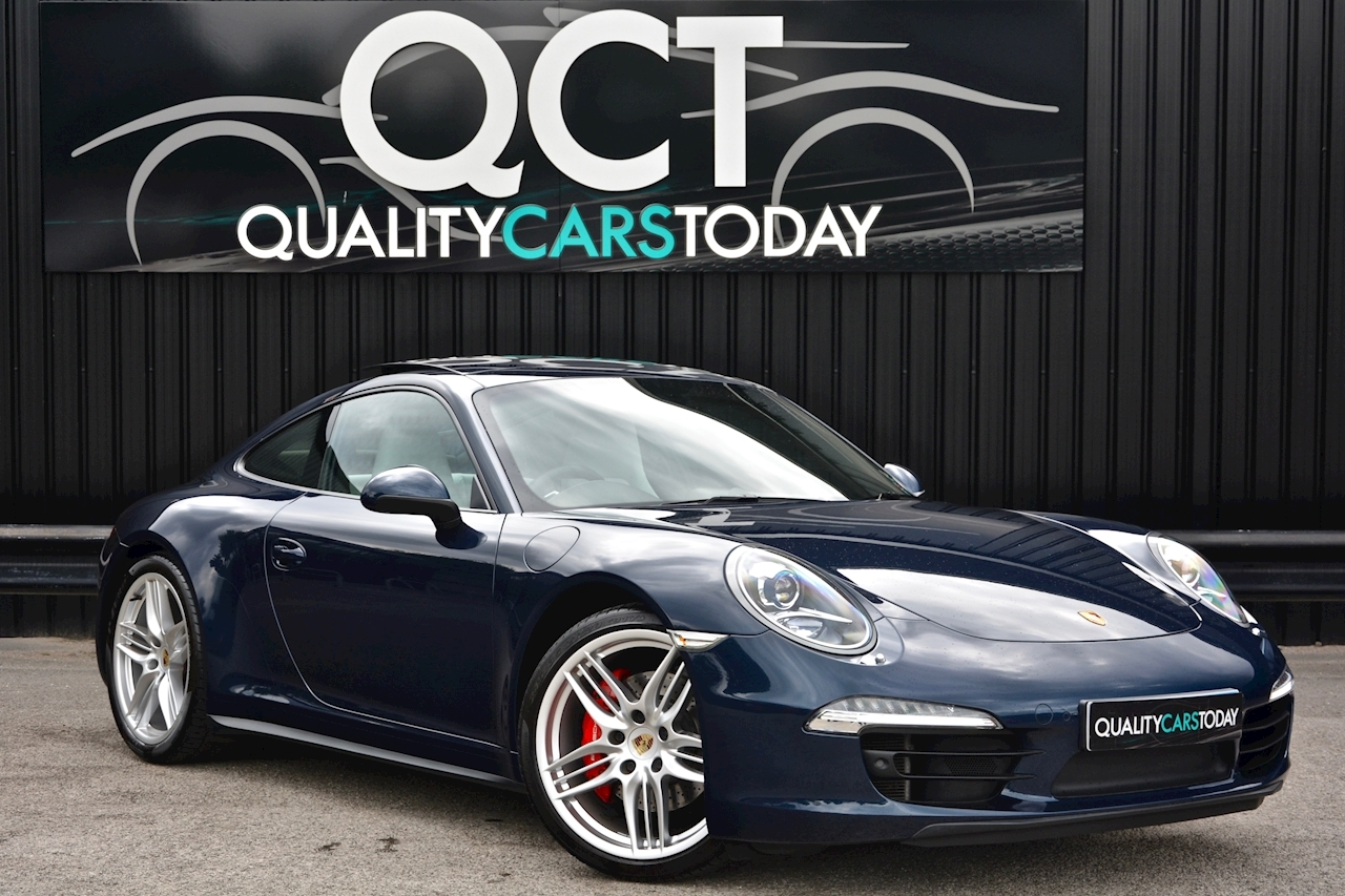 Porsche 911 Carrera 4S £102k List Price + Massive Spec + Major Service by Porsche - Large 0
