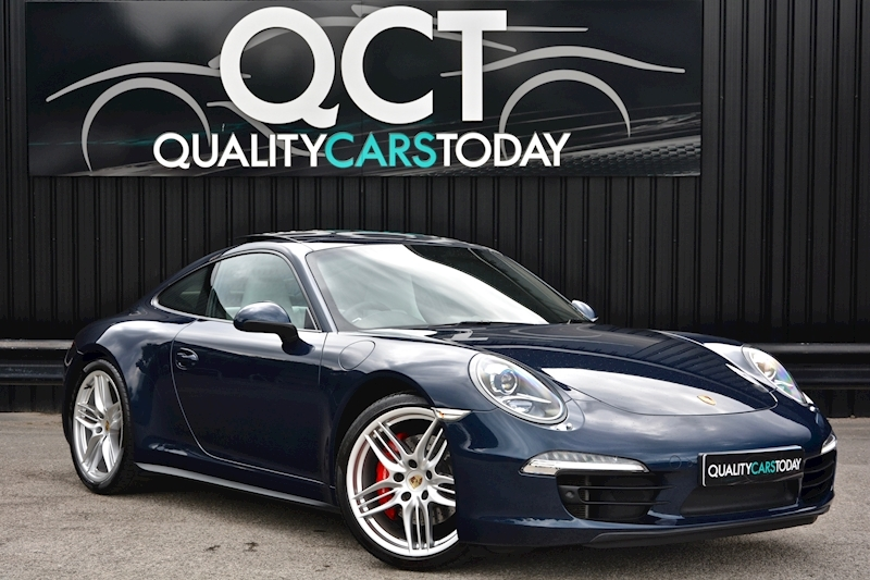 £102k List Price + Massive Spec + Major Service by Porsche