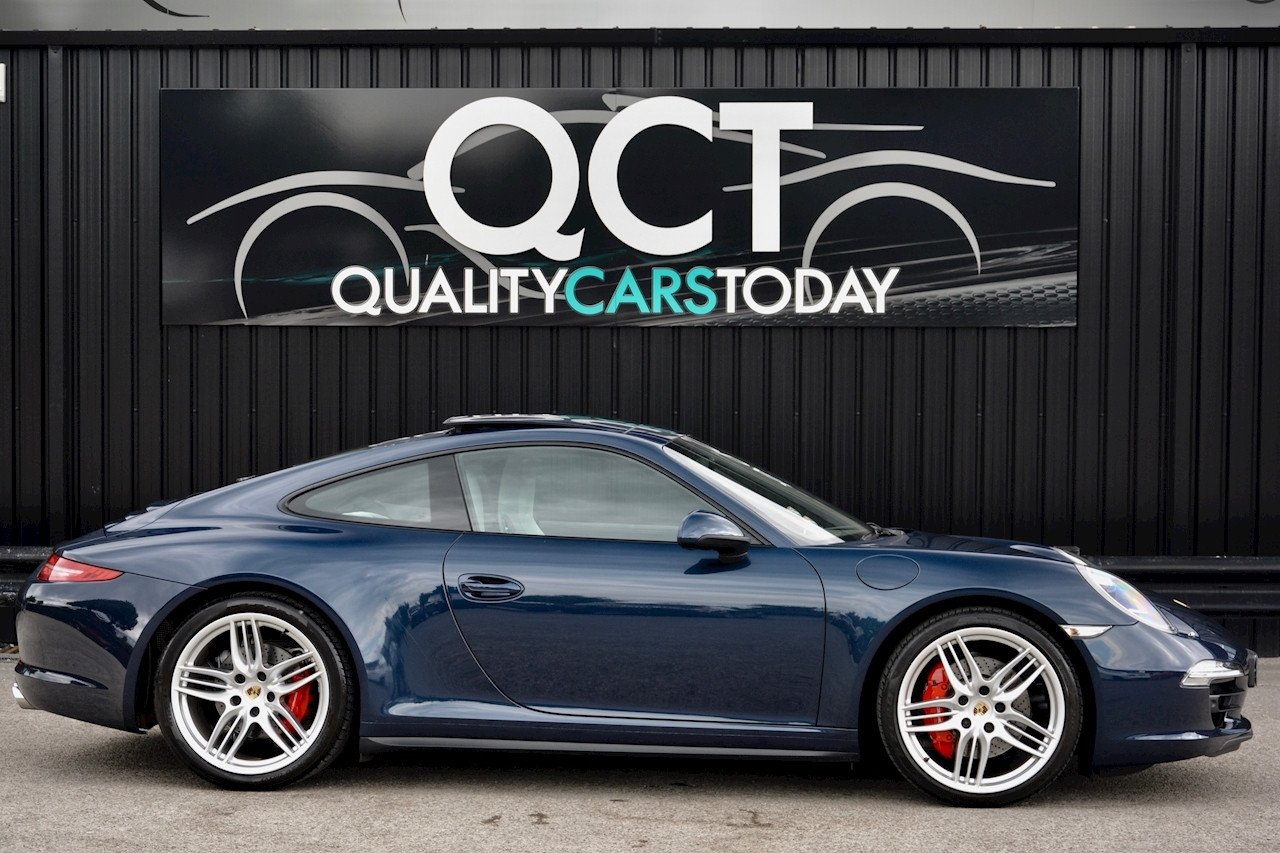 Porsche 911 Carrera 4S £102k List Price + Massive Spec + Major Service by Porsche - Large 5