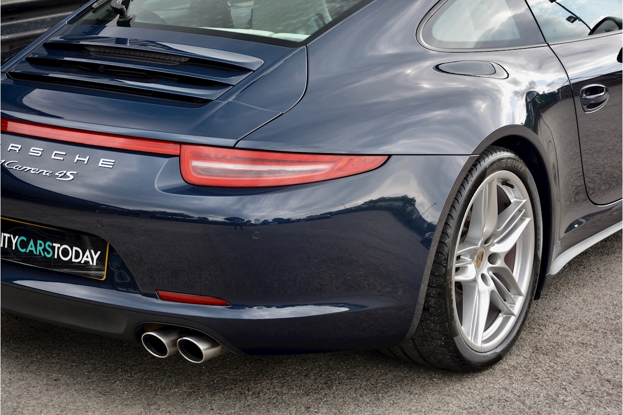 Porsche 911 Carrera 4S £102k List Price + Massive Spec + Major Service by Porsche - Large 8