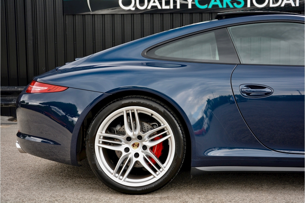 Porsche 911 Carrera 4S £102k List Price + Massive Spec + Major Service by Porsche - Large 9