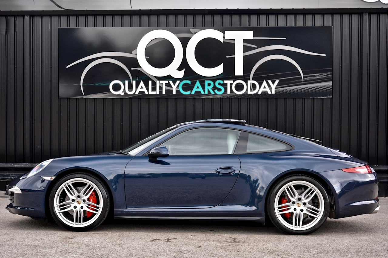 Porsche 911 Carrera 4S £102k List Price + Massive Spec + Major Service by Porsche - Large 1