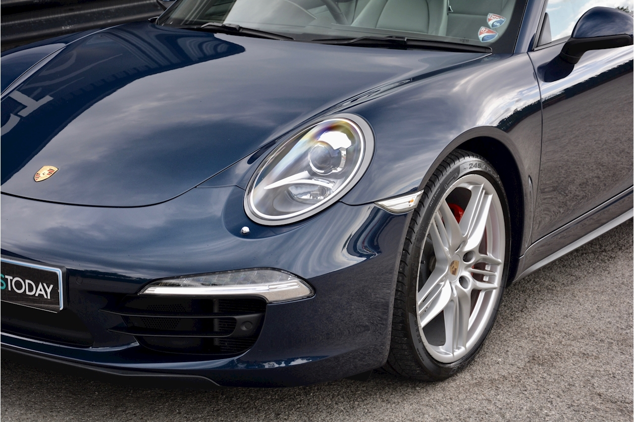 Porsche 911 Carrera 4S £102k List Price + Massive Spec + Major Service by Porsche - Large 20