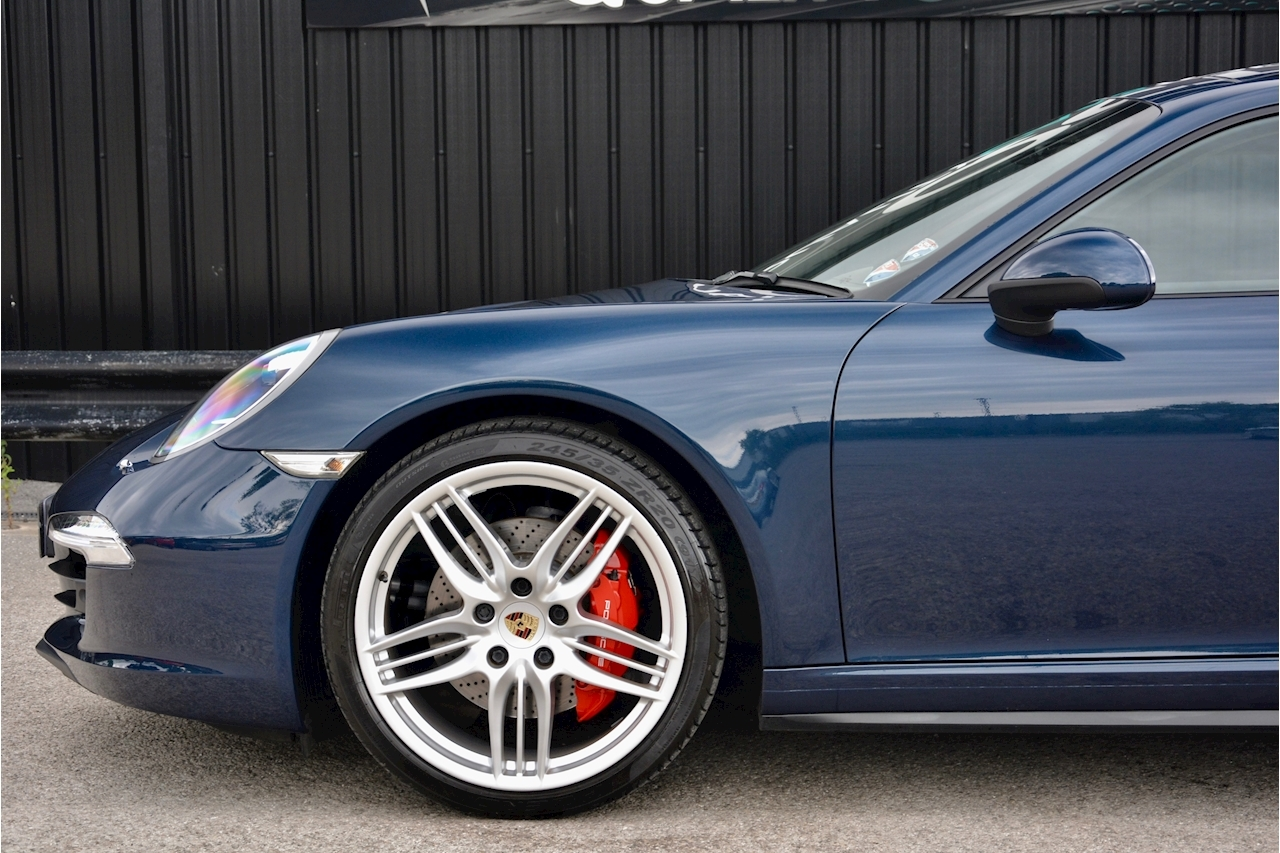 Porsche 911 Carrera 4S £102k List Price + Massive Spec + Major Service by Porsche - Large 21
