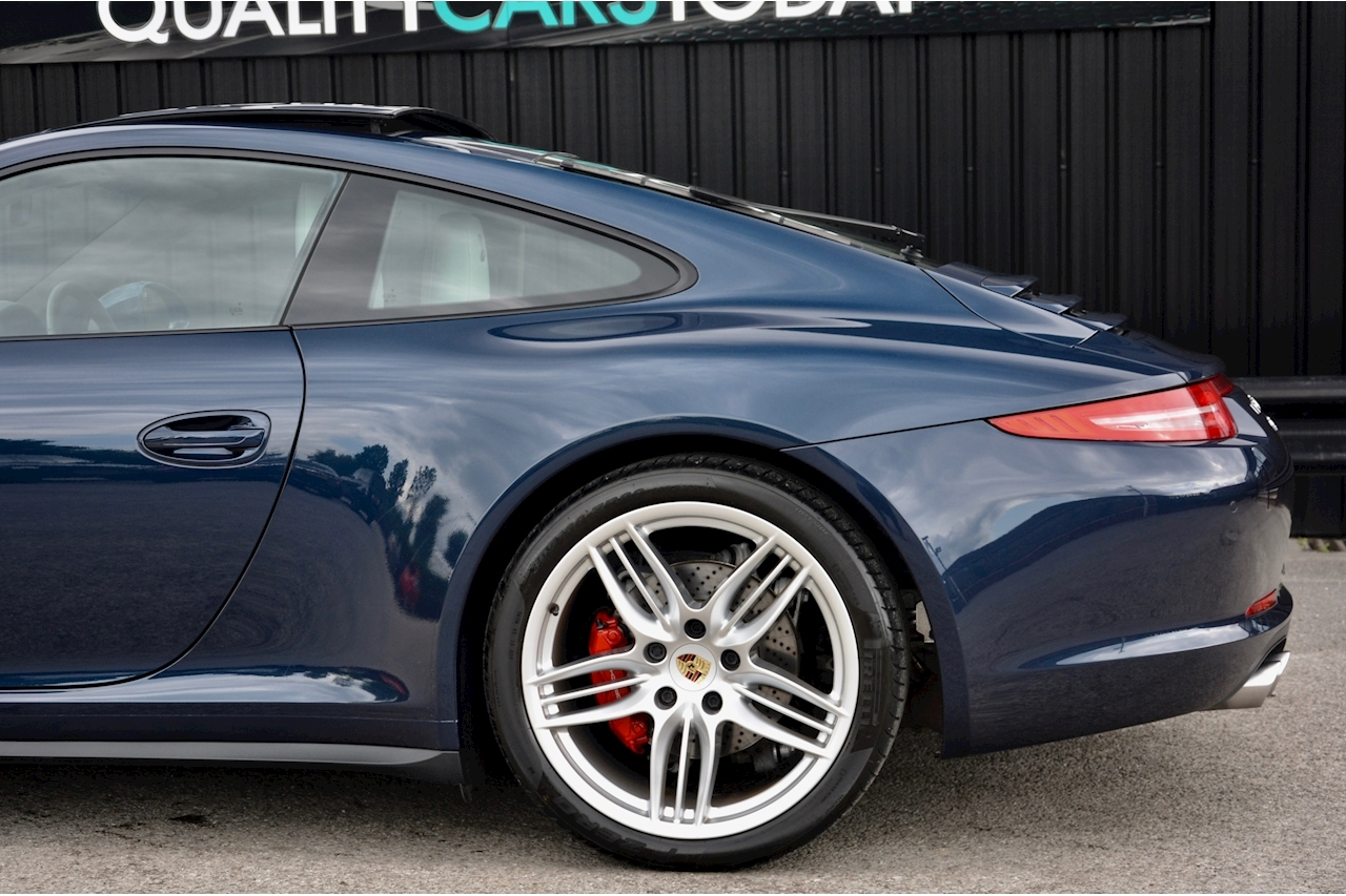 Porsche 911 Carrera 4S £102k List Price + Massive Spec + Major Service by Porsche - Large 22