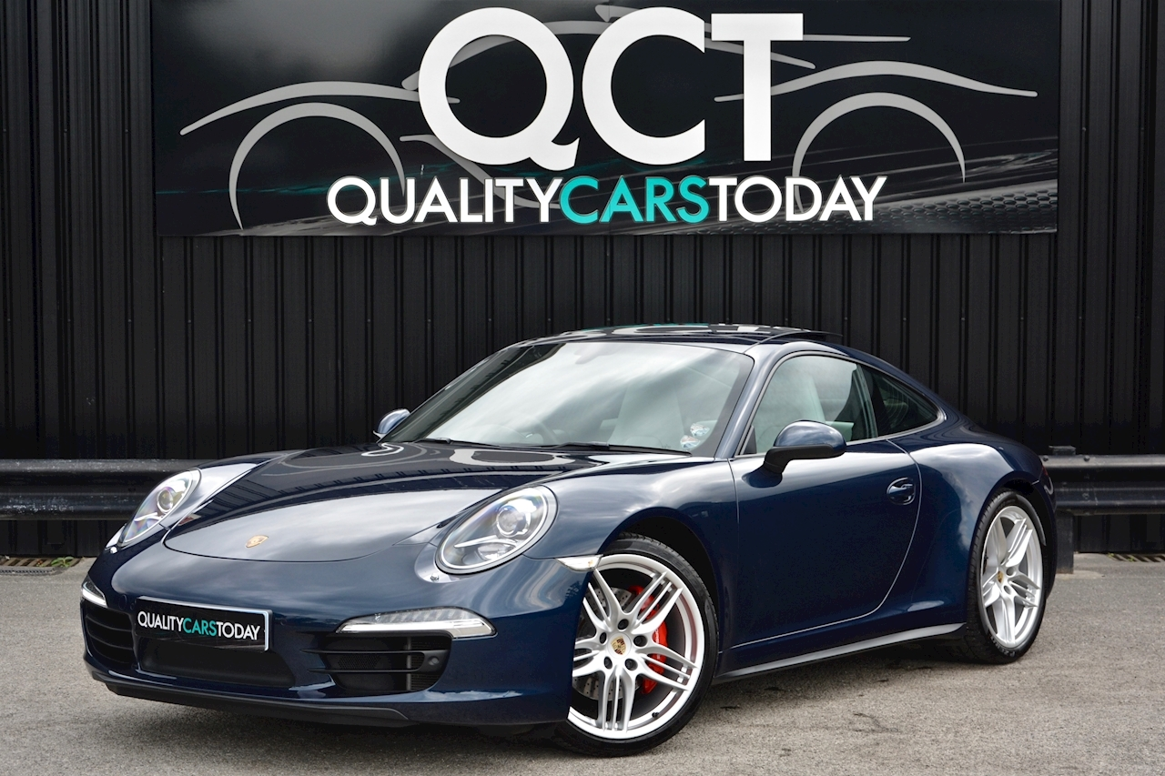 Porsche 911 Carrera 4S £102k List Price + Massive Spec + Major Service by Porsche - Large 17