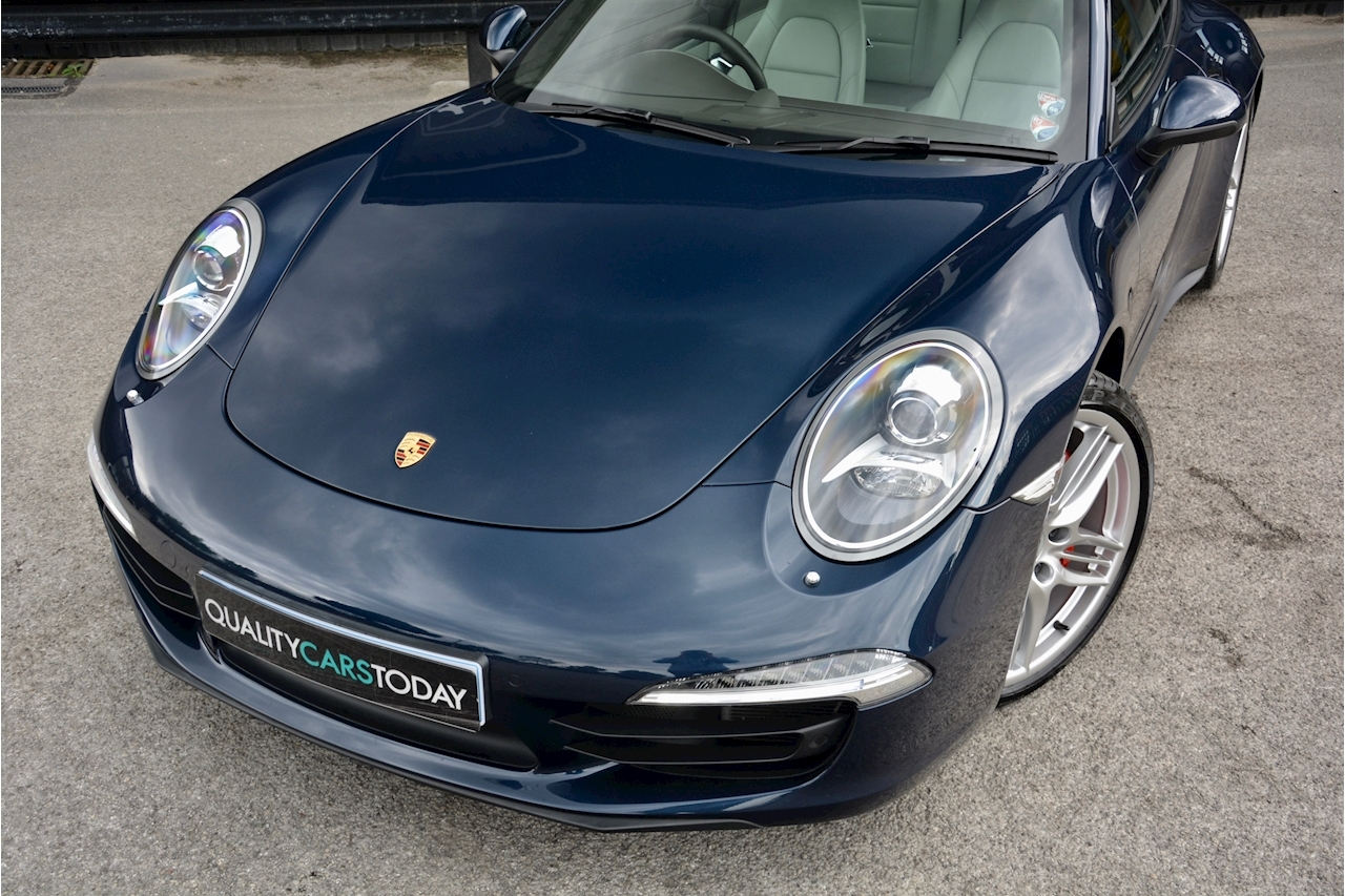 Porsche 911 Carrera 4S £102k List Price + Massive Spec + Major Service by Porsche - Large 37