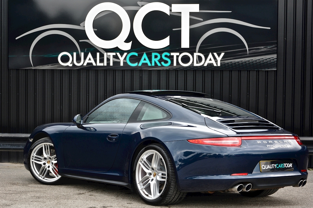 Porsche 911 Carrera 4S £102k List Price + Massive Spec + Major Service by Porsche - Large 18