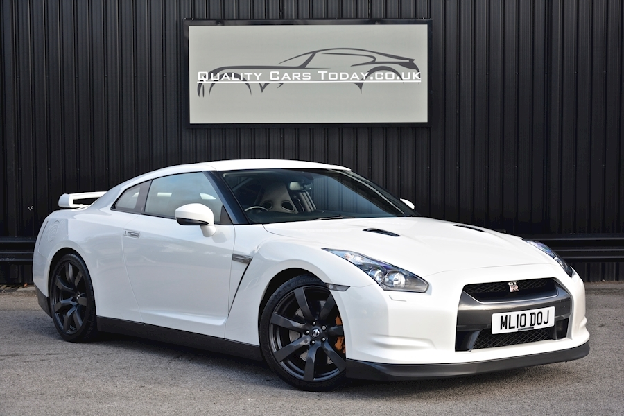 Nissan Gt-R Premium Edition 1 Owner + Full Litchfield Service History