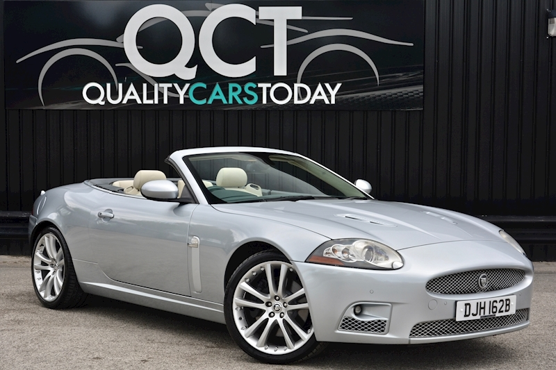 Jaguar XKR 4.2 V8 Supercharged Convertible Xkr