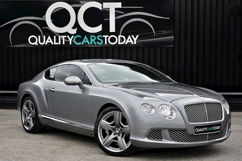 Bentley Continental 6.0 W12 MDS Gt Mds