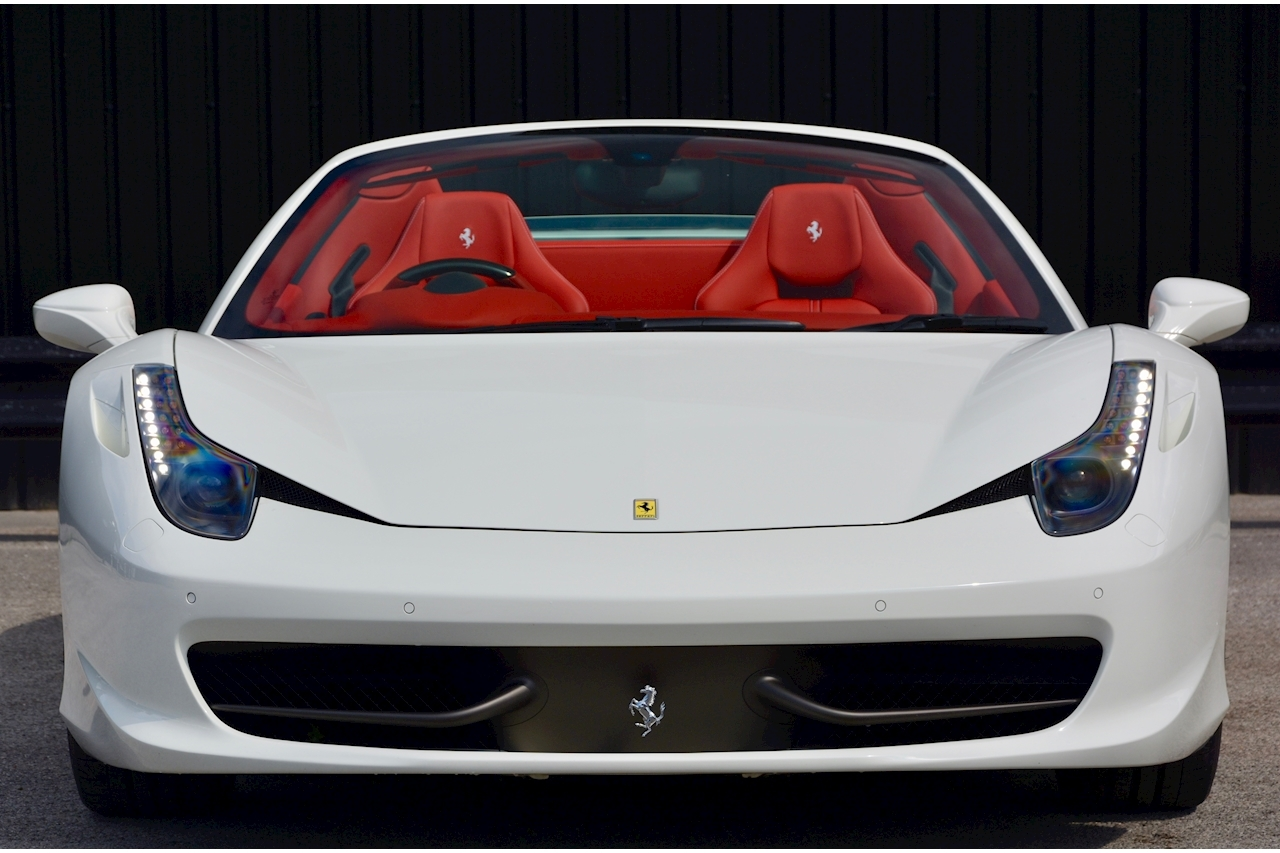 Ferrari 458 Spider £233k List + Mega Spec + 1 Former Keeper + Full Ferrari History - Large 3