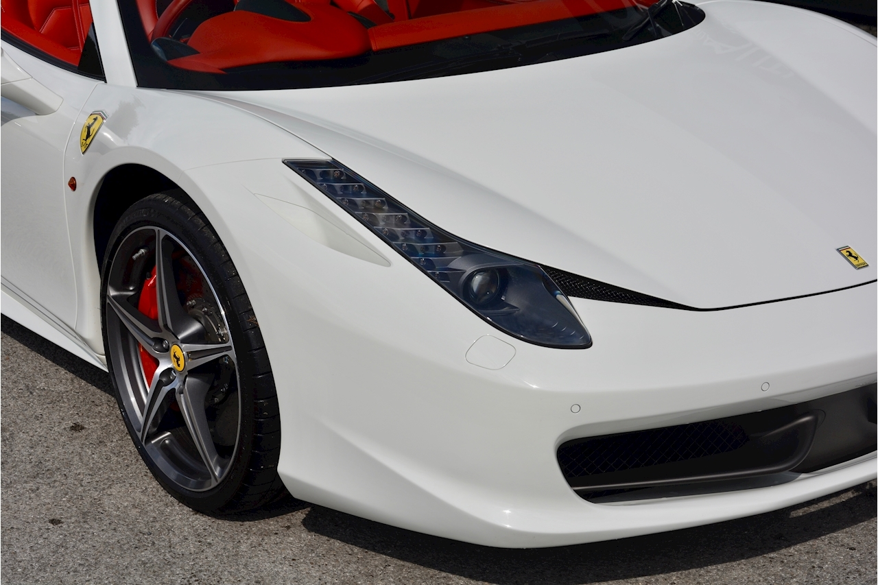 Ferrari 458 Spider £233k List + Mega Spec + 1 Former Keeper + Full Ferrari History - Large 10