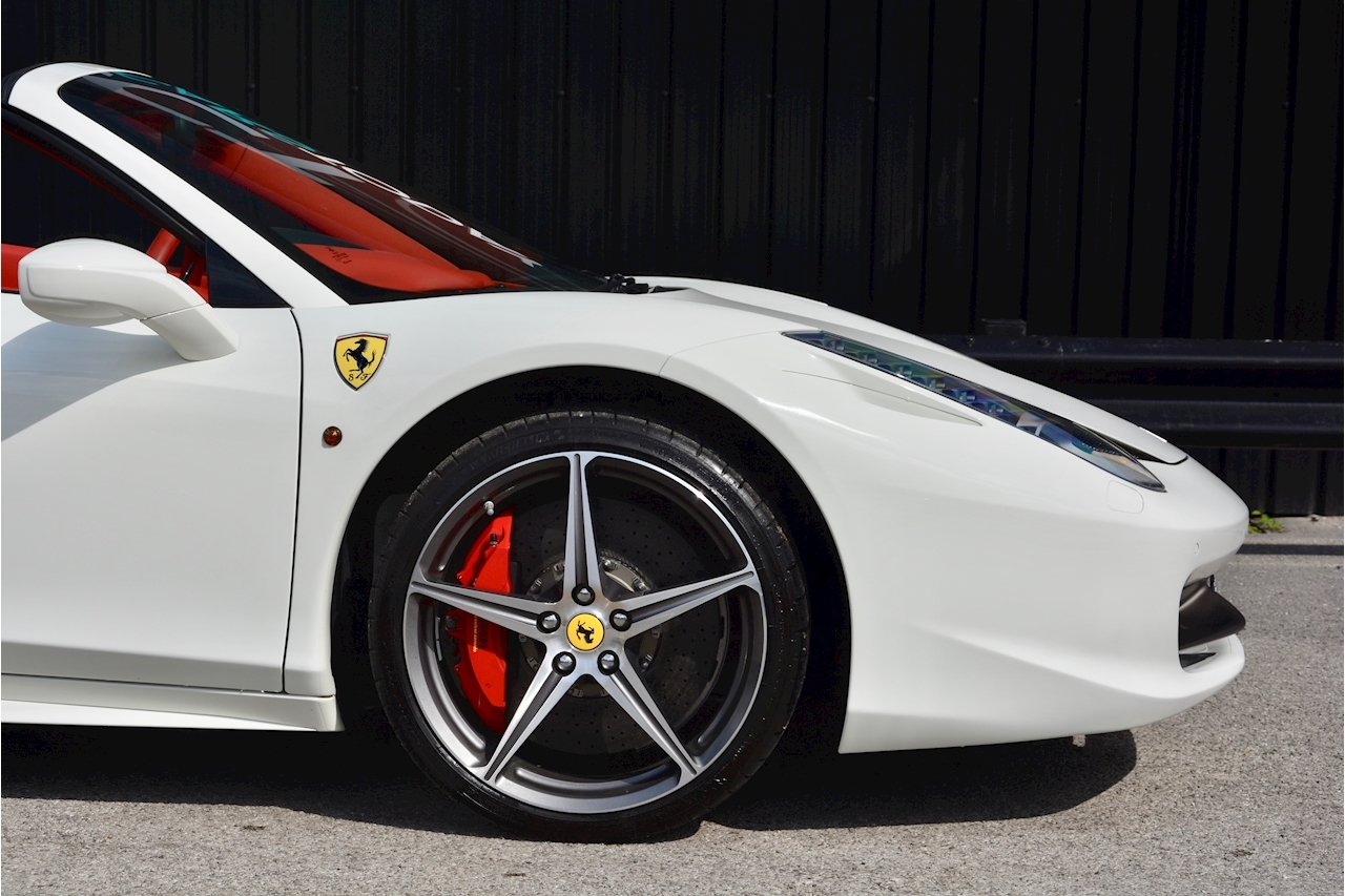 Ferrari 458 Spider £233k List + Mega Spec + 1 Former Keeper + Full Ferrari History - Large 9