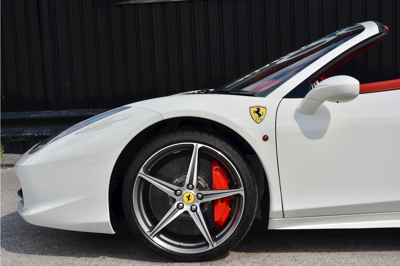 Ferrari 458 Spider £233k List + Mega Spec + 1 Former Keeper + Full Ferrari History - Large 12