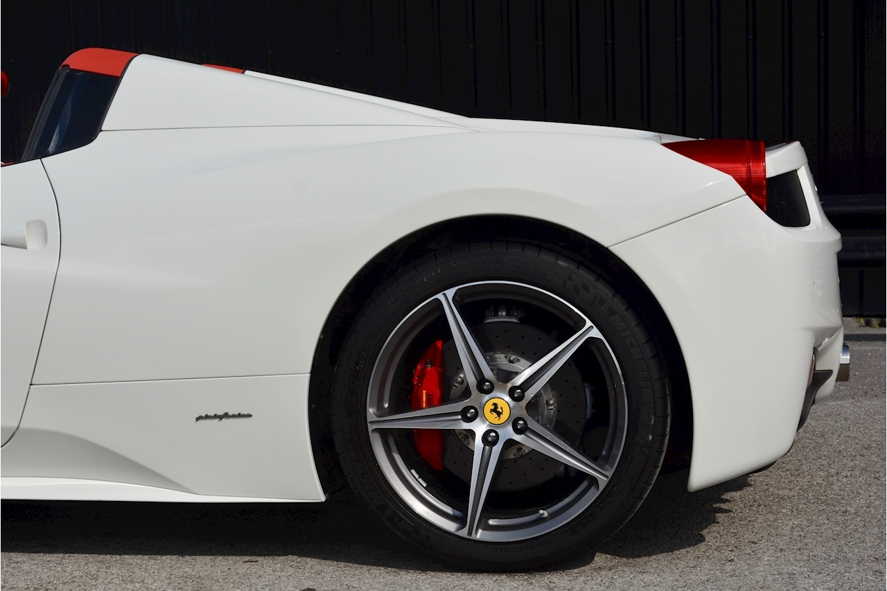 Ferrari 458 Spider £233k List + Mega Spec + 1 Former Keeper + Full Ferrari History - Large 13