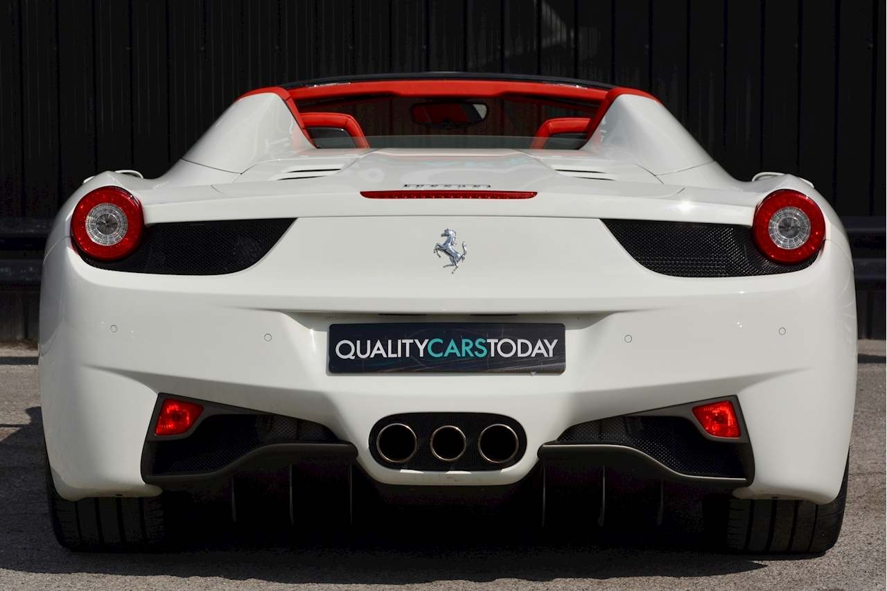 Ferrari 458 Spider £233k List + Mega Spec + 1 Former Keeper + Full Ferrari History - Large 4
