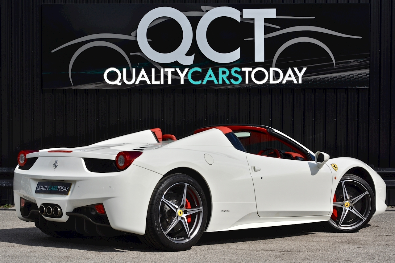 Ferrari 458 Spider £233k List + Mega Spec + 1 Former Keeper + Full Ferrari History - Large 6