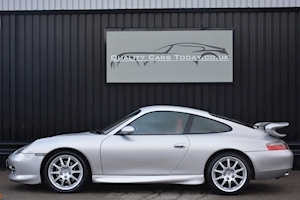 911 Carrera Coupe 3.4 Manual Petrol