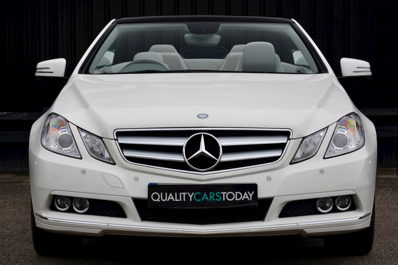Mercedes-Benz E220 CDI Convertible SE 1 Former Keeper + Just Service by MB + Rare Spec - Large 3
