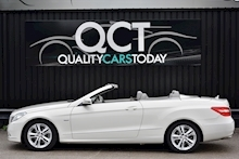 Mercedes-Benz E220 CDI Convertible SE 1 Former Keeper + Just Service by MB + Rare Spec - Thumb 1