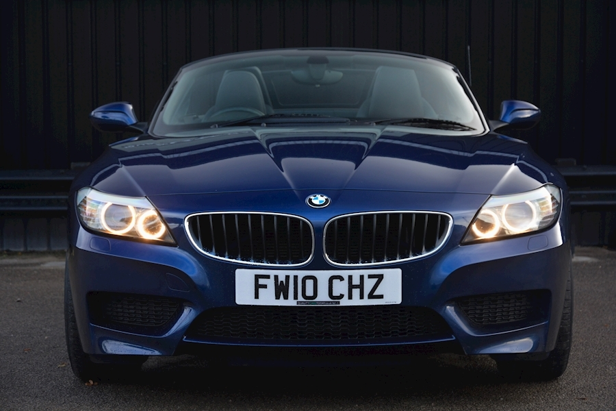 Used Bmw Z4 Sdrive23i M Sport Roadster Manual 1 Former