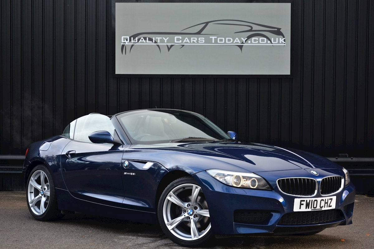 Bmw Z4 Sdrive23i M Sport Roadster Manual *1 Former Keeper + Just 39k Miles* - Large 0