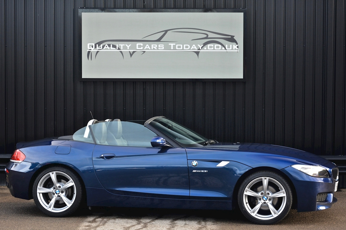 Bmw Z4 Sdrive23i M Sport Roadster Manual *1 Former Keeper + Just 39k Miles* - Large 5