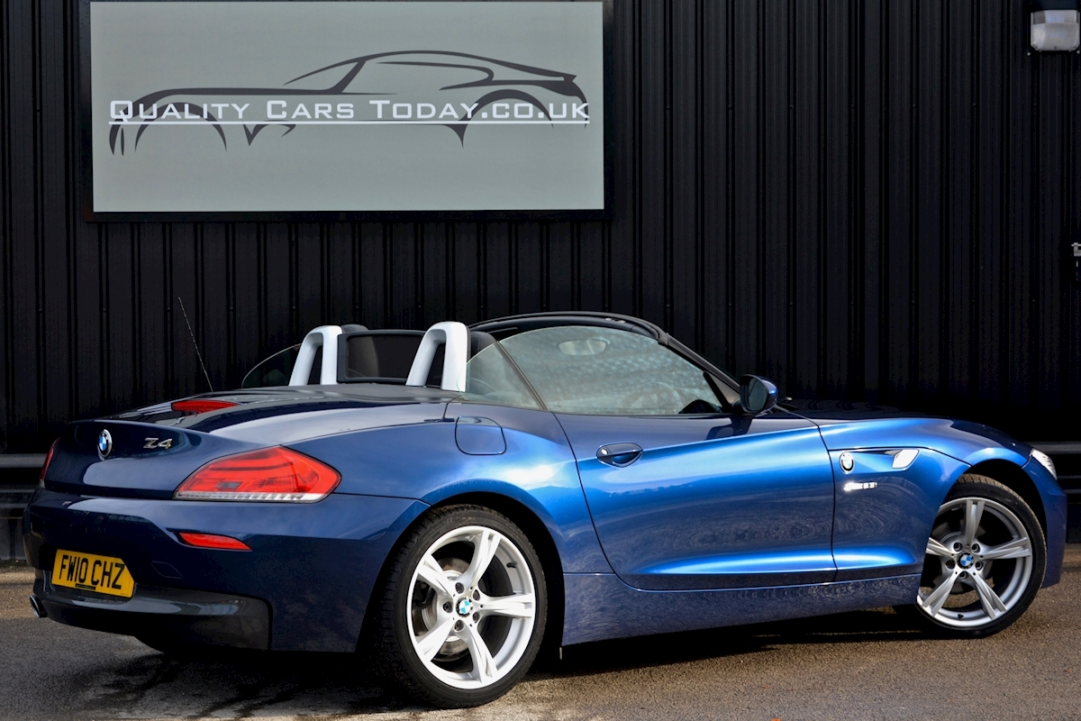 Bmw Z4 Sdrive23i M Sport Roadster Manual *1 Former Keeper + Just 39k Miles* - Large 7