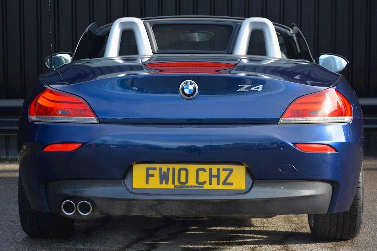 Bmw Z4 Sdrive23i M Sport Roadster Manual *1 Former Keeper + Just 39k Miles* - Large 4