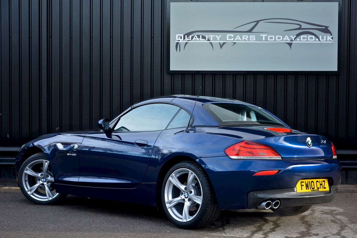Bmw Z4 Sdrive23i M Sport Roadster Manual *1 Former Keeper + Just 39k Miles* - Large 6