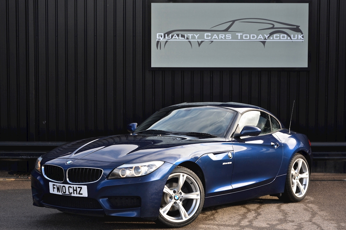 Bmw Z4 Sdrive23i M Sport Roadster Manual *1 Former Keeper + Just 39k Miles* - Large 8