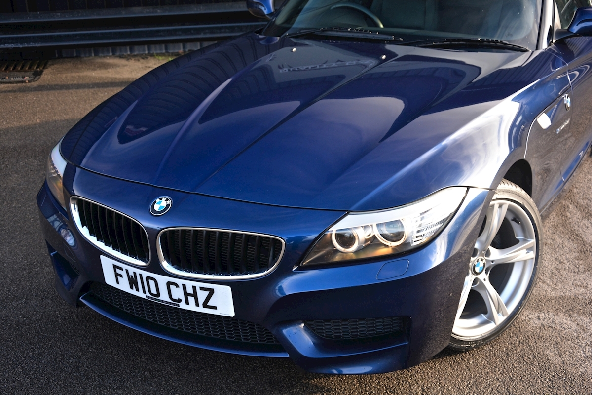 Bmw Z4 Sdrive23i M Sport Roadster Manual *1 Former Keeper + Just 39k Miles* - Large 9