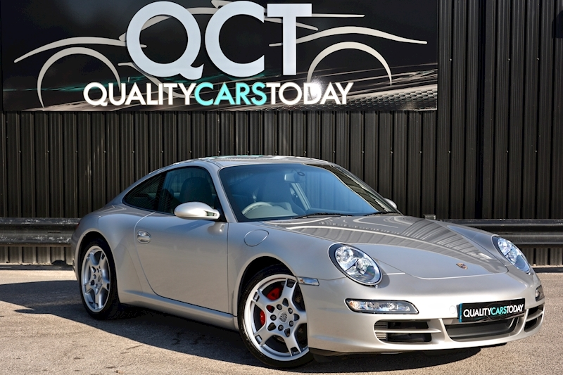 911 Carrera 2S 3.8 2dr Coupe Manual Petrol