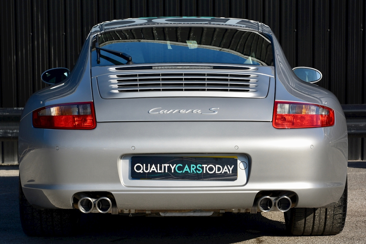 Porsche 911 911 Carrera 2S 3.8 2dr Coupe Manual Petrol - Large 4
