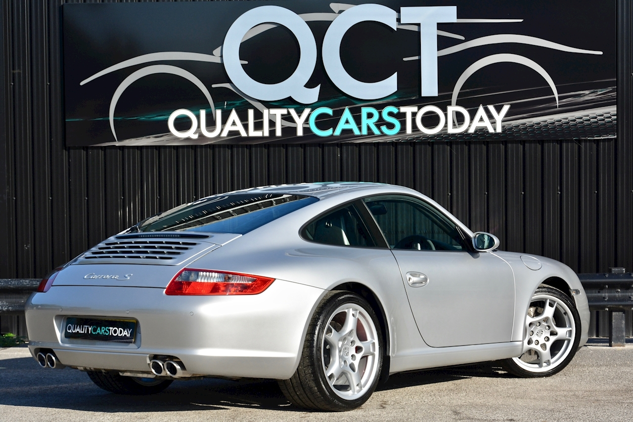 Porsche 911 911 Carrera 2S 3.8 2dr Coupe Manual Petrol - Large 12