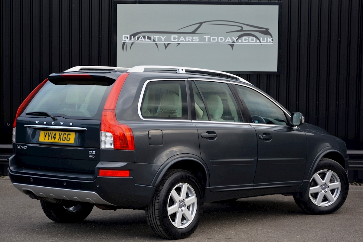 Volvo Xc90 Xc90 D5 Es Awd Estate 2.4 Automatic Diesel - Large 8