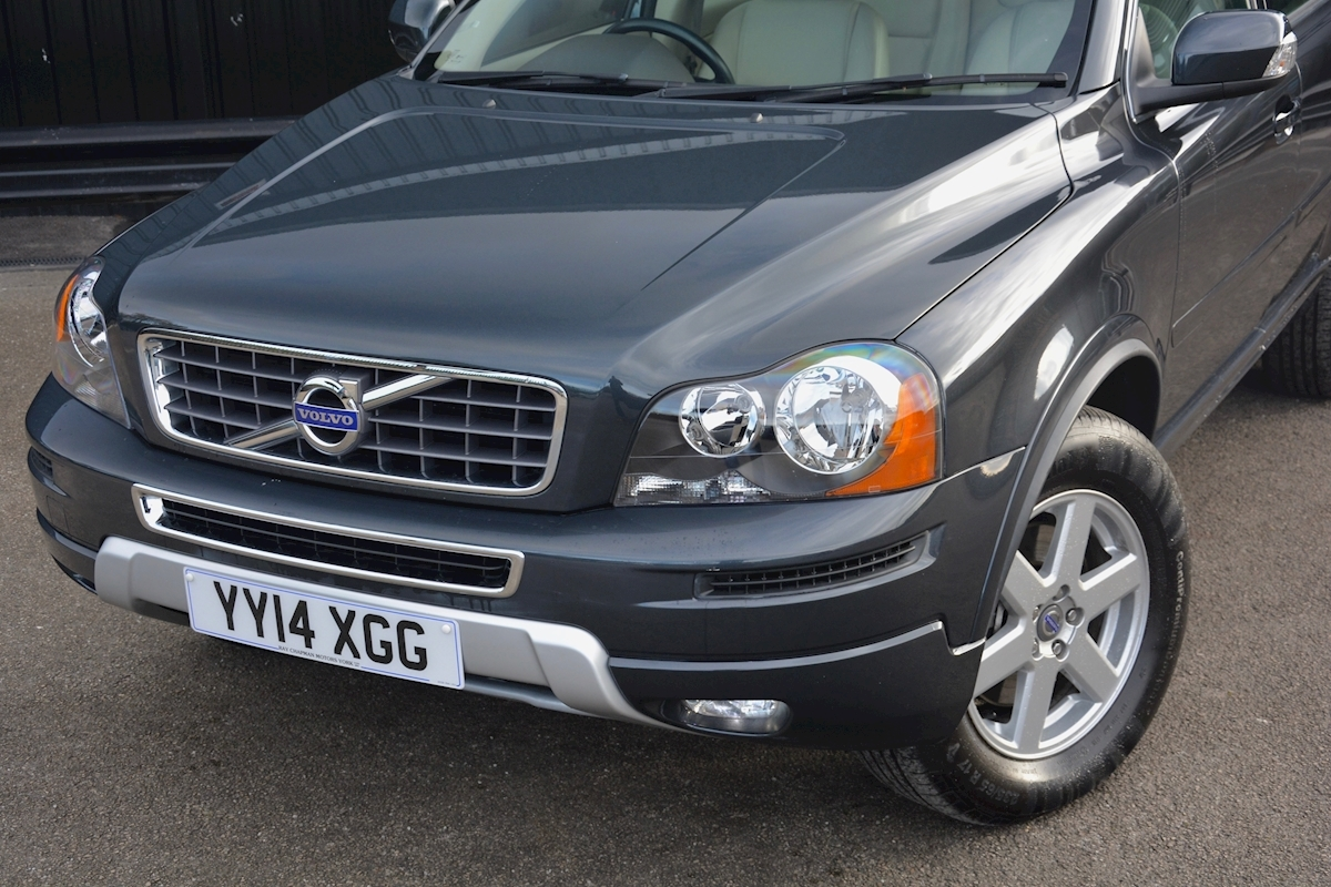 Volvo Xc90 Xc90 D5 Es Awd Estate 2.4 Automatic Diesel - Large 9