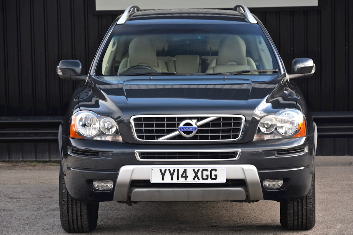 Volvo Xc90 Xc90 D5 Es Awd Estate 2.4 Automatic Diesel - Large 3