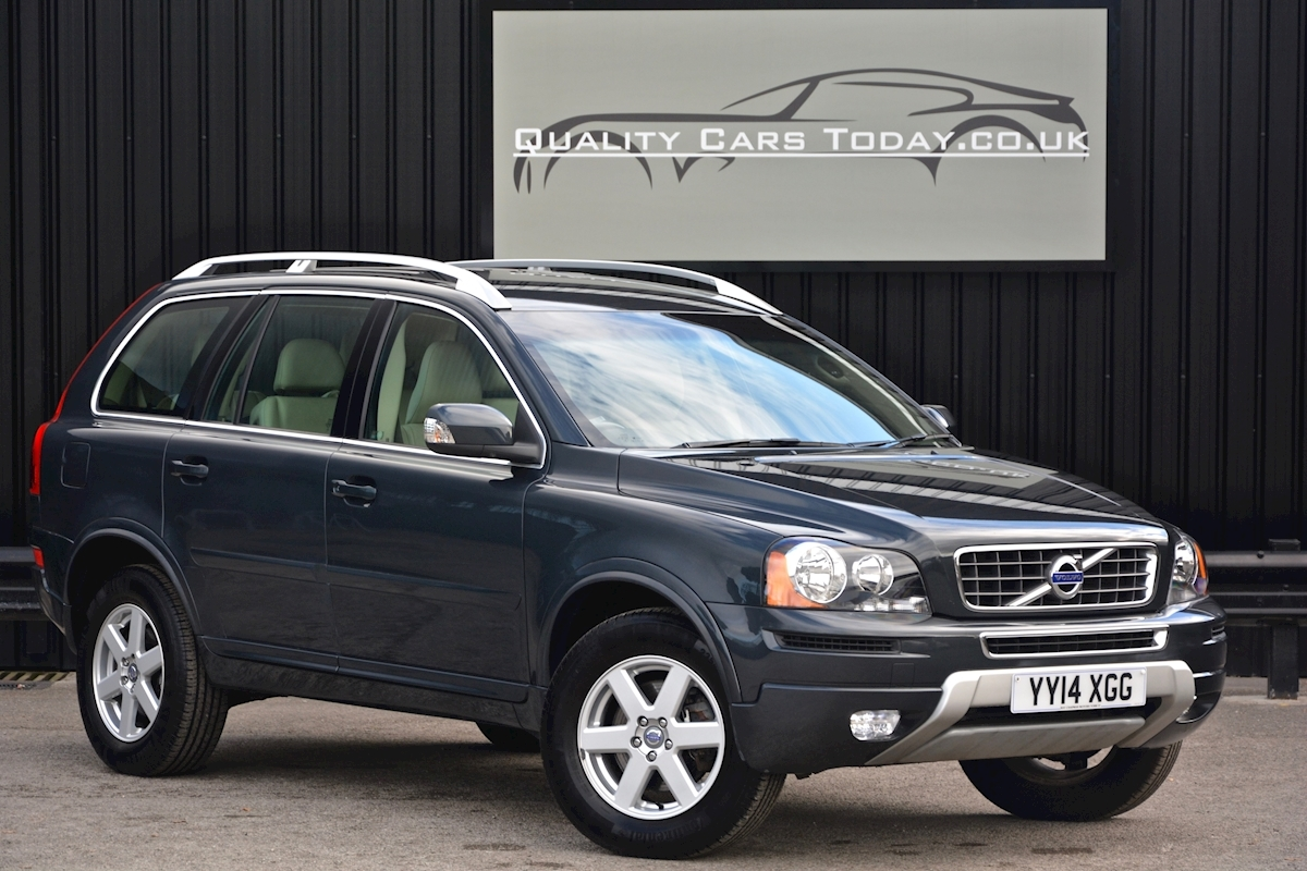 Volvo Xc90 Xc90 D5 Es Awd Estate 2.4 Automatic Diesel - Large 0