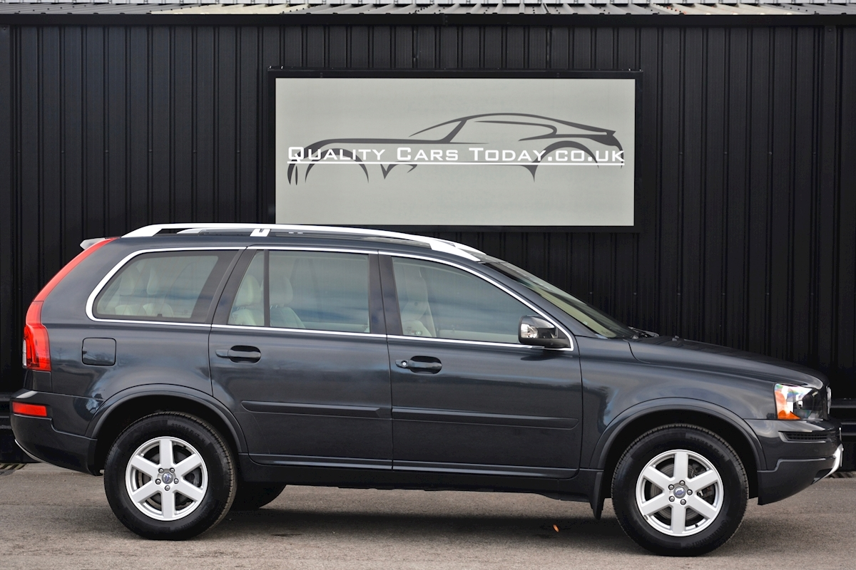 Volvo Xc90 Xc90 D5 Es Awd Estate 2.4 Automatic Diesel - Large 6