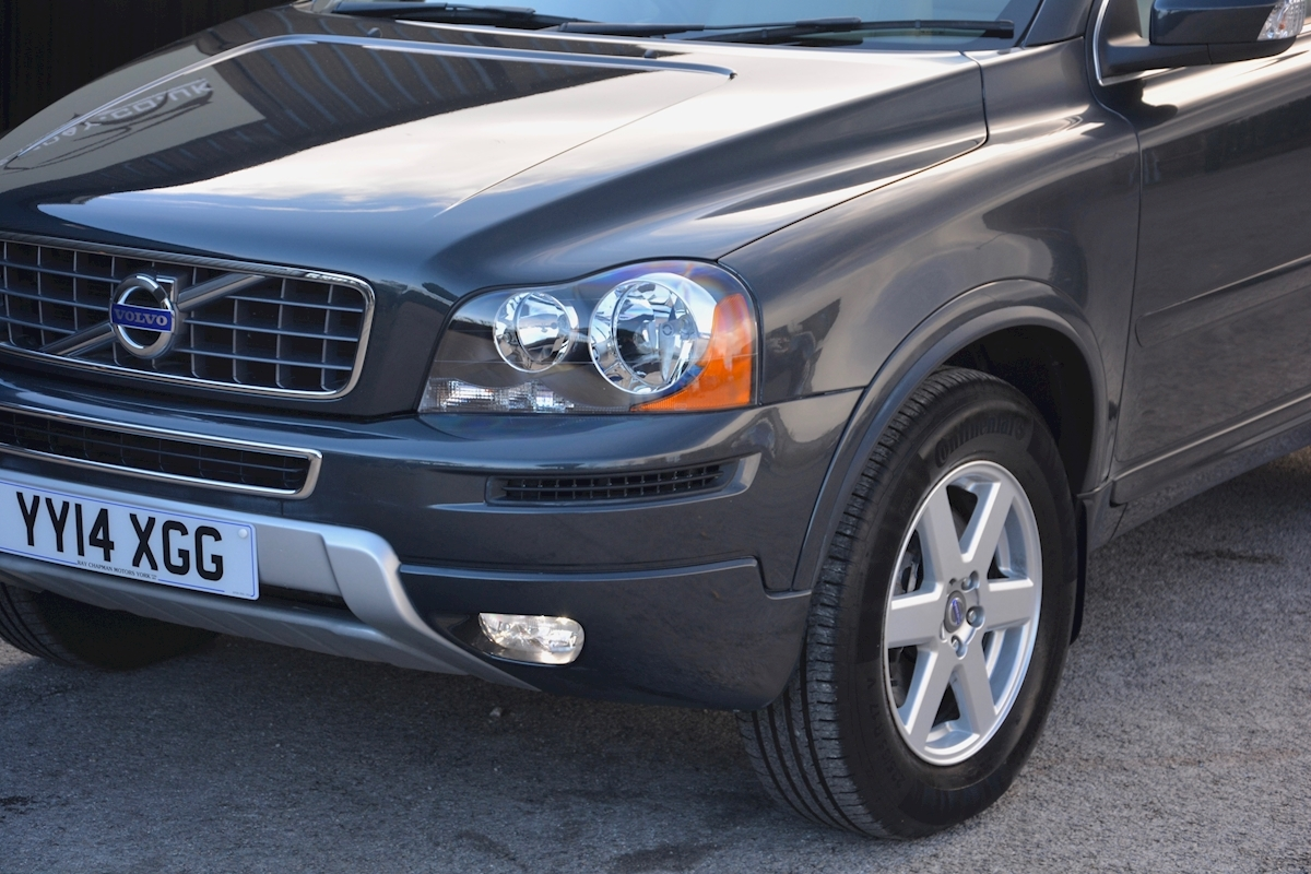 Volvo Xc90 Xc90 D5 Es Awd Estate 2.4 Automatic Diesel - Large 14