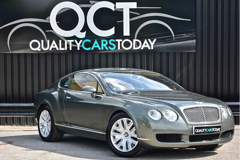 Bentley Continental GT W12 Gt